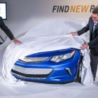 Chevrolet Volt (second generation) teaser photo gallery