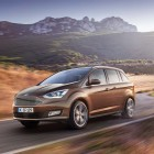 C344 Ford C-Max (2014 facelift) photo gallery