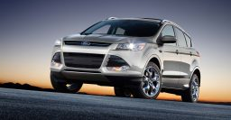 Ford ups production of F-Series, Edge, Escape, Explorer
