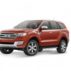 T6 Ford Everest photo gallery