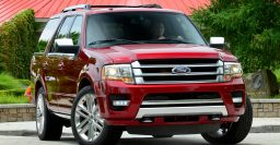 2018 Ford Expedition confirmed with lighter aluminum body