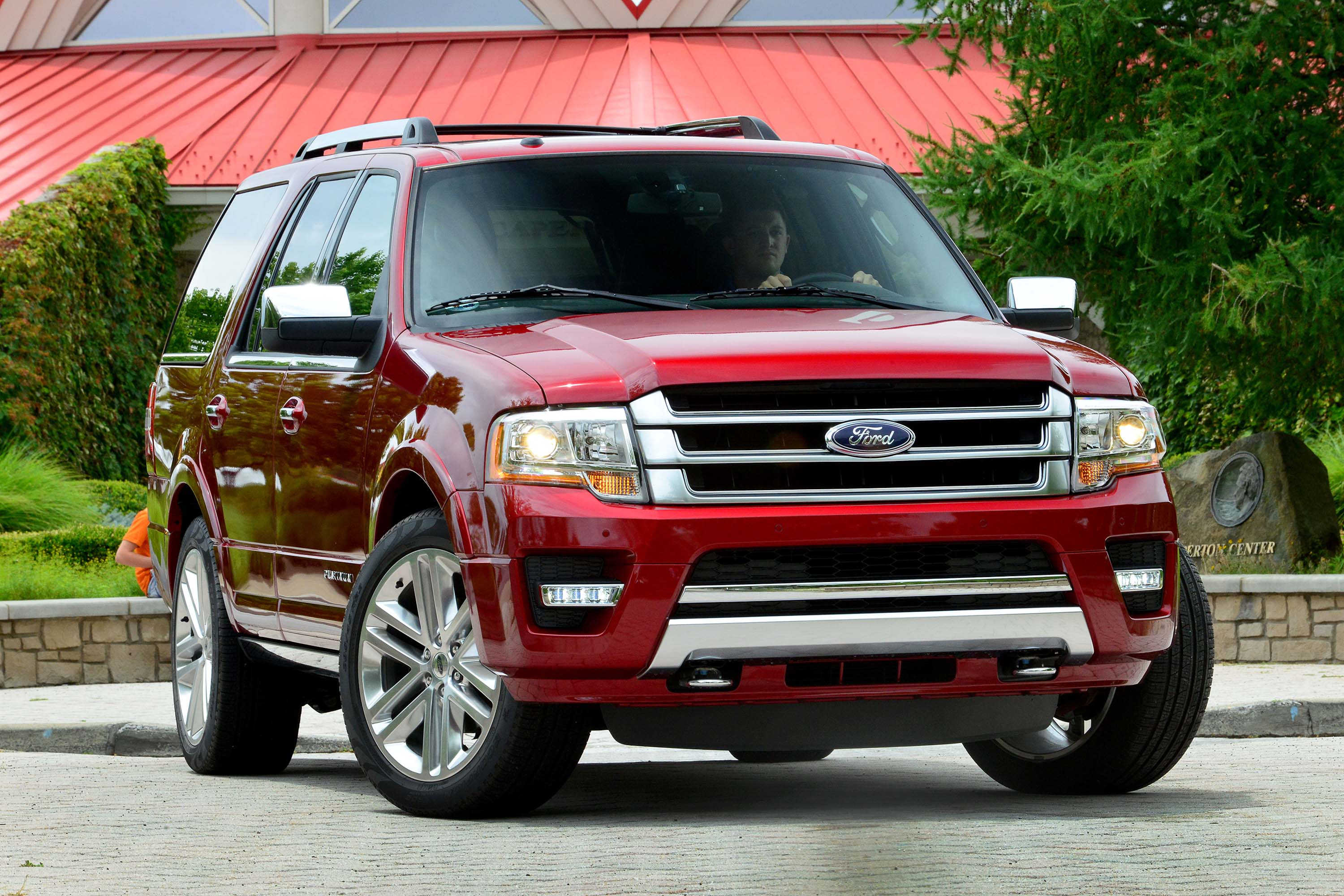 2018 Ford Expedition Vs 2017 Expedition U553 And U324