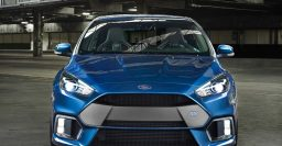 Mark III Ford Focus RS more powerful than Golf R, WRX STI