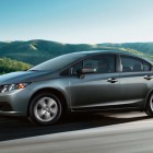 FB Honda Civic CNG (2013 facelift) photo gallery