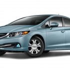 FB Honda Civic Hybrid (2013 facelift) photo gallery