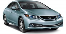 Honda Civic Hybrid and CNG to die after 2015