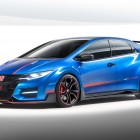 Honda Civic Type R Concept II (2015, FK2, ninth generation) photos