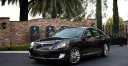 Next Hyundai Equus: Bigger, may be turbocharged
