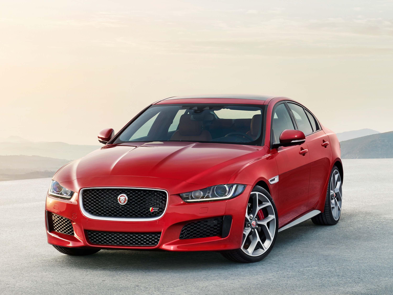 2018 Jaguar XE, XF, F-Pace: New 197hp base 2-liter I4 ...