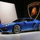 Lamborghini Asterion LPI 910-4 hybrid concept photo gallery
