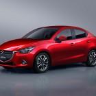 DJ Mazda 2 sedan photo gallery