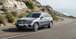 X253 Mercedes-Benz GLC: Replaces GLK, PHEV optional