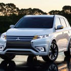Mitsubishi Outlander PHEV Concept-S photo gallery