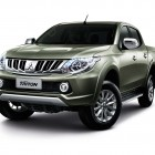 Mitsubishi L200/Triton (fifth generation) photo gallery