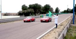 NA vs. ND Mazda MX-5 in Spain: Video race