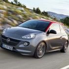 Opel Adam S (first generation) photo gallery