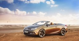 Opel/Buick/Holden Cascada etymology: What does its name mean?