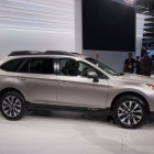 BS Subaru Outback hands-on (NYIAS 2014) photo gallery
