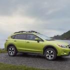 GP Subaru Impreza XV Crosstrek Hybrid photo gallery