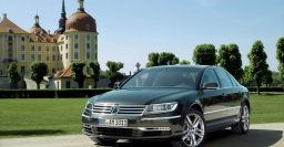 Volkswagen Phaeton axed in the UK