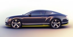 Bentley Continental GT Breitling Jet LE will stand out