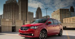 Dodge Grand Caravan to live on until 2017 model year