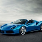 Ferrari 488 Spider retractable hardtop photo gallery