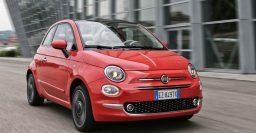 2015 Fiat 500 facelift gains touchscreen, sat nav