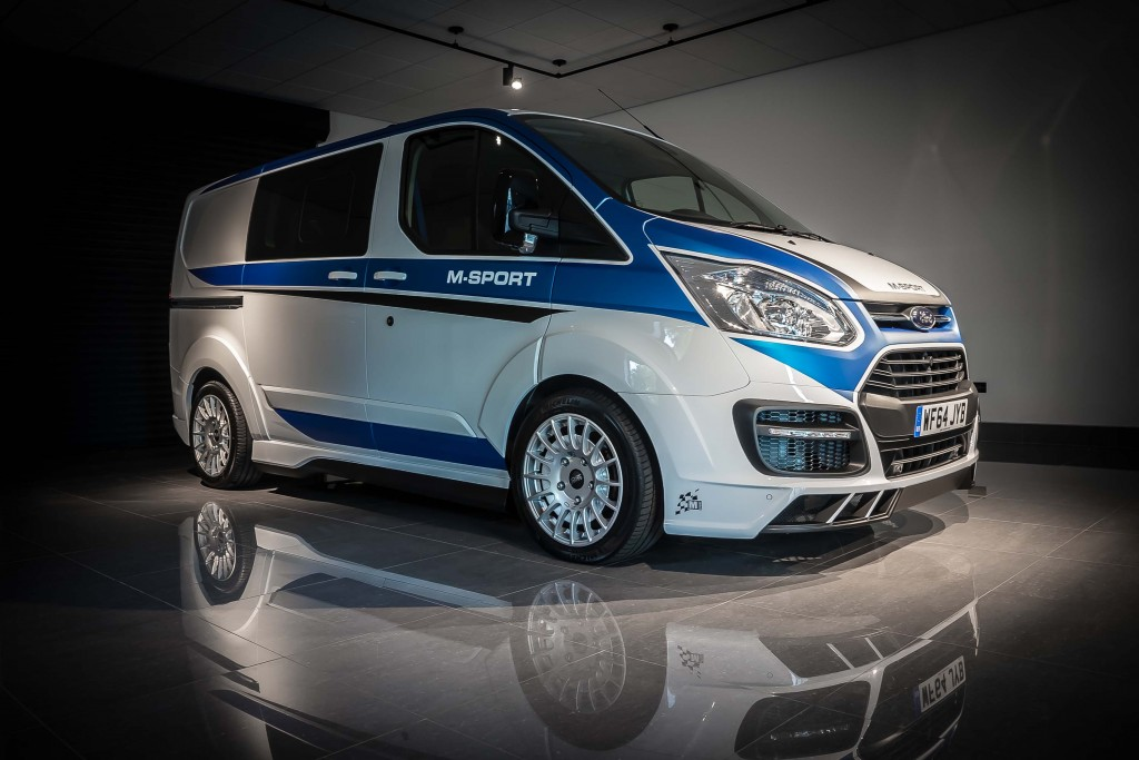 ford transit custom m