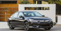 2016 Honda Accord facelift: New front; CarPlay, Android Auto support