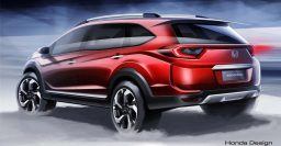 Honda BR-V: What does its name mean?