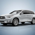 Infiniti QX60 Hybrid photo gallery