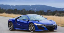 2017 Acura NSX finally rolls down production line in Ohio