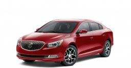 2016 Buick Verano, Regal, LaCrosse Sport Touring coming fall