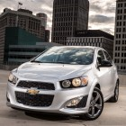T300 Chevrolet Sonic RS facelift photo gallery