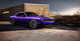 2016 Dodge Charger, Challenger available in Plum Crazy color