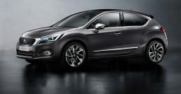 DS 4, DS 5 axed due to slow sales