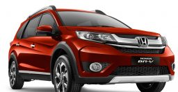 2016 Honda BR-V is a 7-seat Brio SUV for Indonesia, Asia