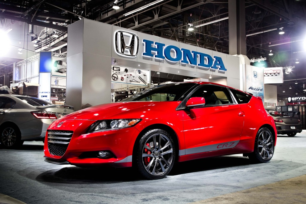 Etymology Honda Cr Z What Do The Letters In Its Name Mean