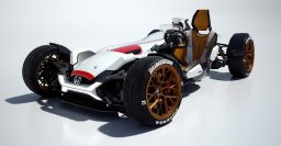Honda Project 2&4 concept has a RC213V MotoGP engine