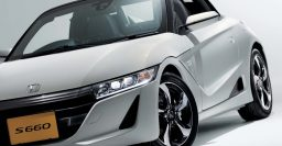Honda S660, S1000 not coming to the USA