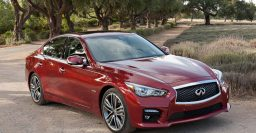 Infiniti Q50 Hybrid axed for 2019, brand's last hybrid dropped