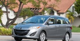 Mazda 5 dead from 2016 model year onwards in US