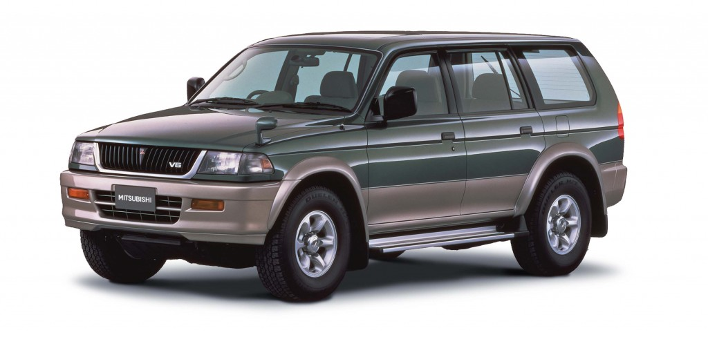 Mitsubishi Pajero Sport (first generation) photo gallery ...