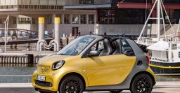 A453 Smart ForTwo cabrio on sale from Feb 2016