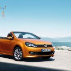 Mark VIII Volkswagen Golf cabrio to be sold in the US