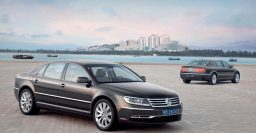 New Volkswagen Phaeton delayed to strip out costs