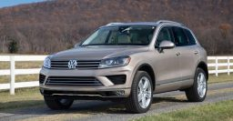 Volkswagen Touareg axed for 2018 in US, replaced by Tiguan LWB, Atlas