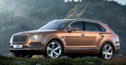 Bentley Bentayga: World's fastest SUV sports W12 engine