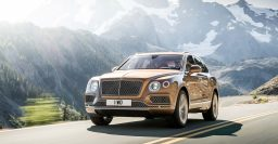 Bentley Bentayga priced at $229,100; €208,500; £160,200